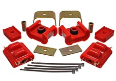 Energy Suspension 3.1124R Complete Engine & Transmission Mount Set