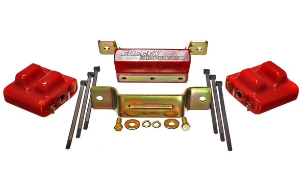 Energy Suspension 3.1131R Motor and Transmission Mount Set