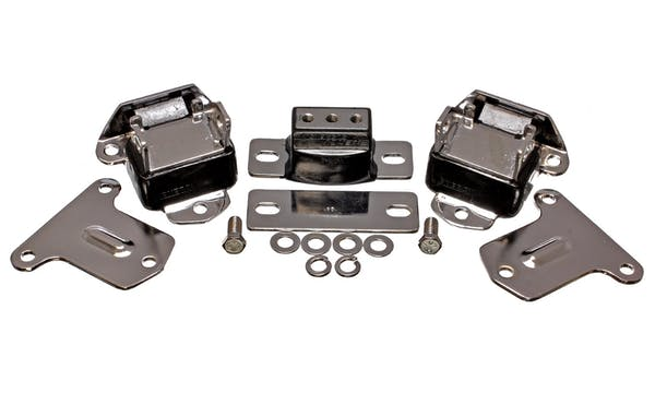 Energy Suspension 3.1134G Chrome Engine & Transmission Mount