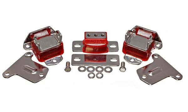 Energy Suspension 3.1134R Chrome Engine & Transmission Mount
