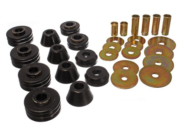 Energy Suspension 3.4109G Control Arm Bushing Mount Set
