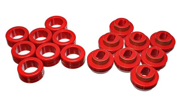 Energy Suspension 3.4121R Body Mounts