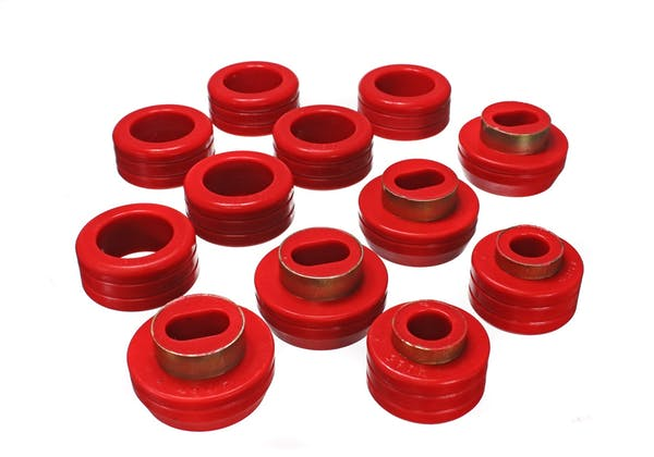 Energy Suspension 3.4130R Body Mount Set