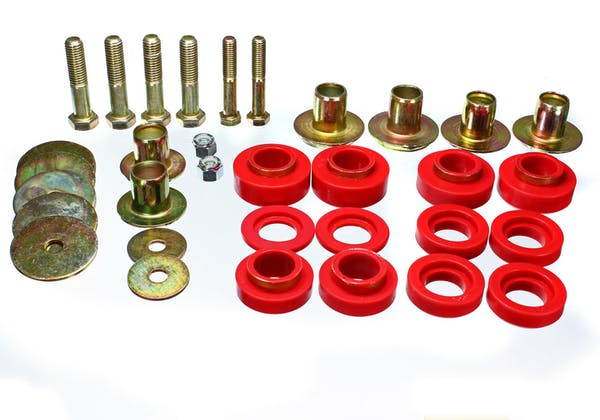 Energy Suspension 3.4144R Body Mount Set