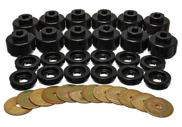 Energy Suspension 3.4156G Body Mount Set