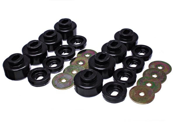 Energy Suspension 3.4162G Body Mount Set