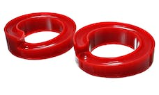 Energy Suspension 4.6106R 1in. LIFT ISOLATOR SET