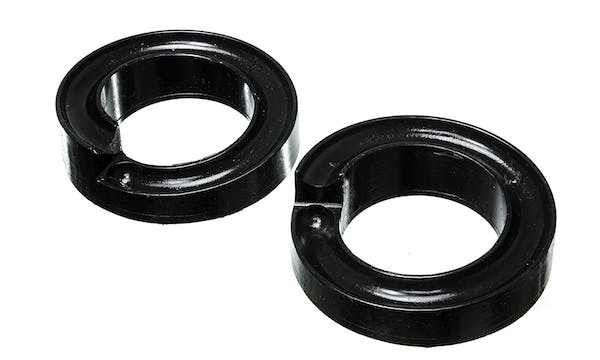 Energy Suspension 4.6111G Front Coil Spring Isolator Set