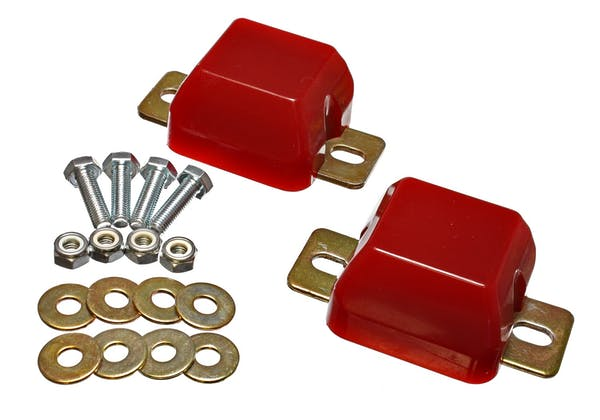 Energy Suspension 4.9103R Front Axle Bump Stop Set