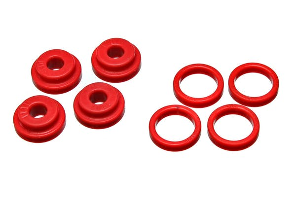 Energy Suspension 5.1102R Manual Transmission Shifter Stabilizer Bushing Set