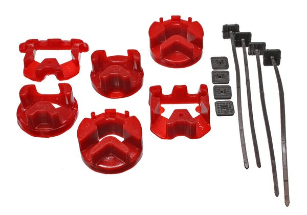 Energy Suspension 5.1107R Motor Mount Inserts