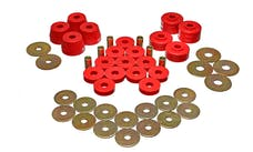 Energy Suspension 5.4102R Body Mount Bushing Sets