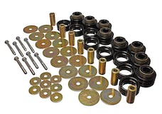 Energy Suspension 5.4112G Body Mount Set with Hardware