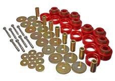 Energy Suspension 5.4112R Body Mount Set with Hardware