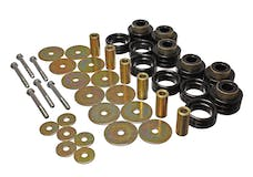 Energy Suspension 5.4113G Body Mount Set with Hardware