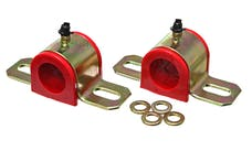 Energy Suspension 9.5163R Greaseable Sway Bar Set 28mm