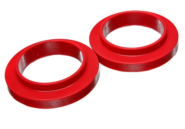 Energy Suspension 9.6120R Coil Spring Isolator Ramped