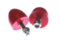 Energy Suspension 9.9103R Small Purpose Bump Stops