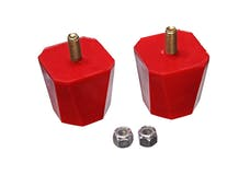 Energy Suspension 9.9136R BUMP STOP 2in. TALL 2in. SQUARE
