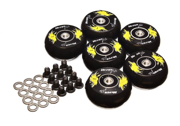 Energy Suspension 9.9170G 2in./50 MM WHEEL (6 EA)
