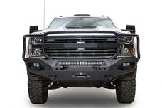 Fab Fours, Inc CH15-X2750-1 Matrix Full Size Front Bumper with Full Guard