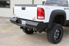 Fab Fours, Inc CH99-U1250-1 ELITE Rear Bumper