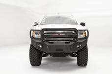 Fab Fours, Inc GC15-H3450-1 Premium Winch Bumper with Full Grill Guard