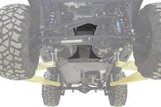 Fab Fours, Inc JK3032-B Transmission & Oil Pan Skidplate Bare