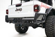 Fab Fours, Inc JT20-Y1950-1 Gladiator Rear Bumper
