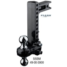 "Fastway 49-00-5900 Flash 10"" drop Solid Steel"