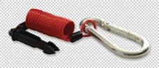 Fastway 80-01-2204 4' Zip Breakaway Cable with Bargman Pin
