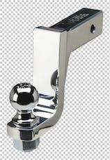 Fastway DT-BM4600 6in drop - 1in hole Alum Anti-Rattle Ball Mnt