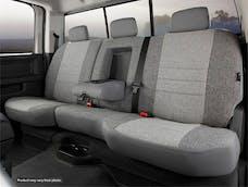 FIA OE32-21 GRAY OE Rear 60/40 Seat Cover Gray