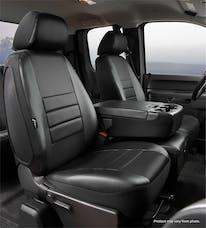 FIA SL68-31 BLK/BLK SL Front 40/20/40 Seat Cover Blk/Blk