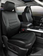 FIA SL69-52 BLK/BLK SL Front Bucket Seat Cover