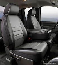 FIA SL69-28 GRAY SL Front 40/20/40 Seat Cover Gray