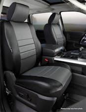 FIA SL68-32 GRAY SL Front Bucket  Seat Cover Gray