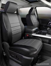 FIA SL68-5 GRAY SL Front Bucket Seat Cover Gray