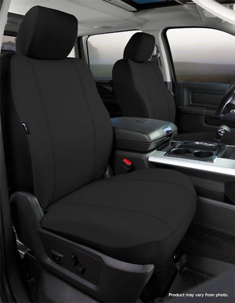 FIA SP89-39 BLACK SP Front Bucket Seat Cover Black