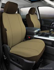 FIA SP89-7 TAUPE SP Front Bucket Seat Cover Taupe