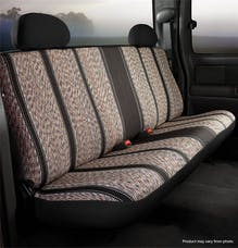 FIA TR42-28 BLACK TR Rear Bench Seat Cover Black