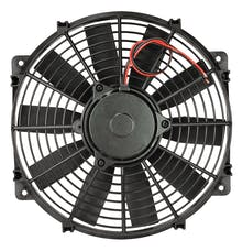 Flex-A-Lite 10824 Electric Fan 108 with 24V motor