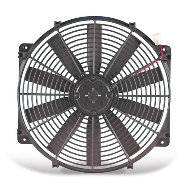 "Flex-A-Lite 112 Fan Electric 12"" single pusher or puller w/o controls"