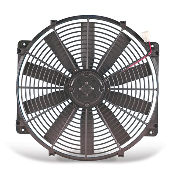 "Flex-A-Lite 114 Fan Electric 14"" single pusher or puller w/o controls"
