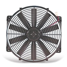 "Flex-A-Lite 116 Fan Electric 16"" single pusher or puller w/o controls"