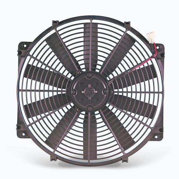"Flex-A-Lite 119 Fan Electric 16"" single LoBoy pusher w/o controls"