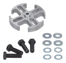 """Flex-A-Lite 14544 Spacer kit, 5/16"""" NF bolts, Ford, GM and American Motors"""