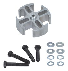 """Flex-A-Lite 14548 Spacer kit, 5/16"""" NF bolts, Ford, GM and American Motors"""