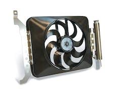 "Flex-A-Lite 678 Fan Electric 15"" single shrouded puller w/ controls, 05'- 09' Toyota Tacoma"
