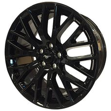 Ford Racing M-1007-M199GB 2015-2017 MUSTANG PP 19X9 WHEEL-GLOSS BLACK